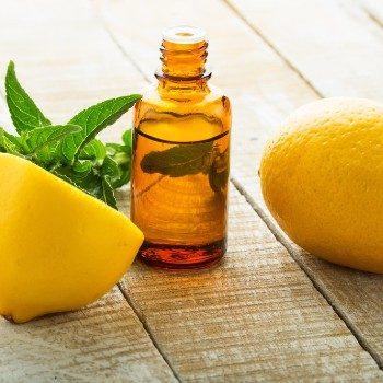 5. Lemon Oil